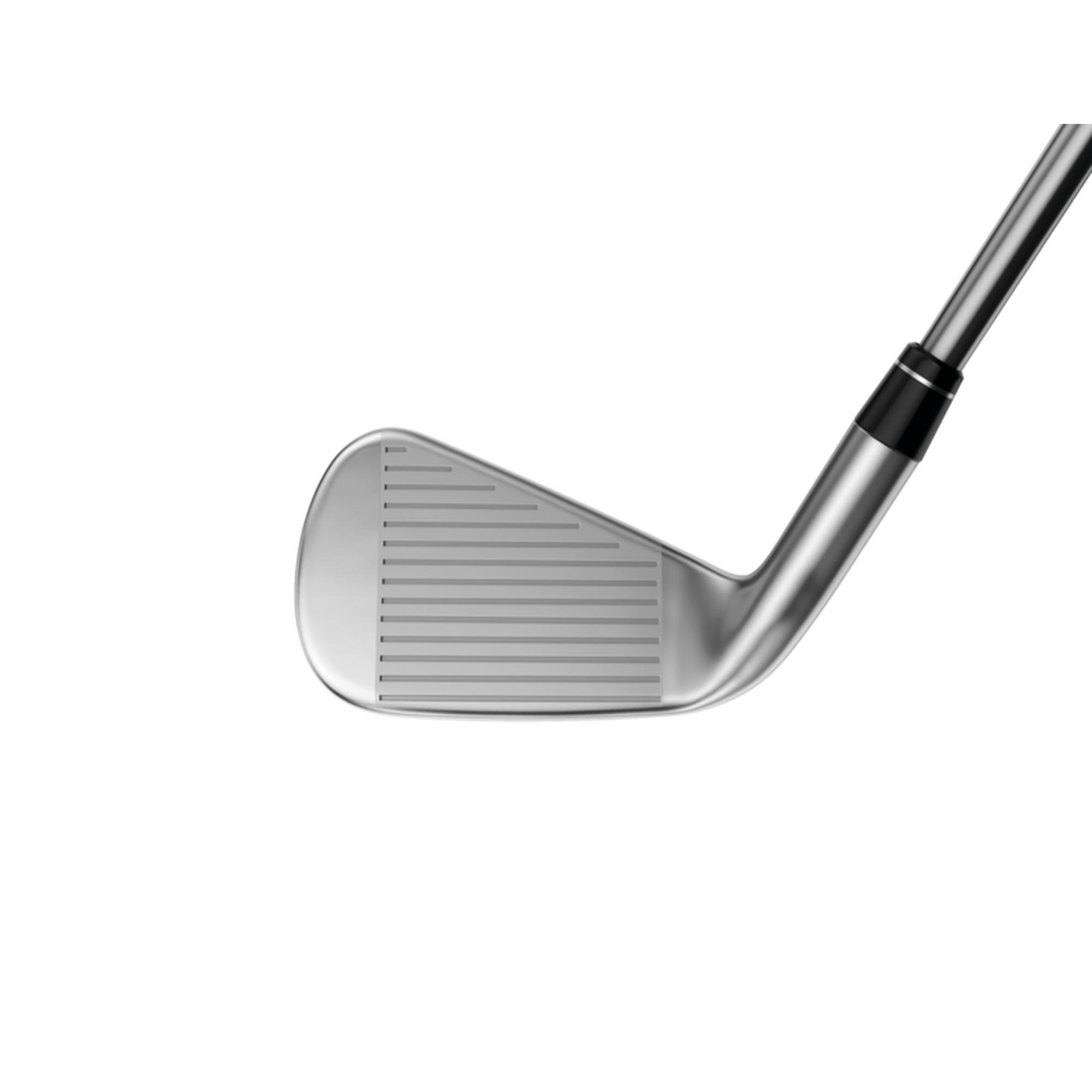 Apex 19 5-PW, AW Iron Set with Steel Shafts