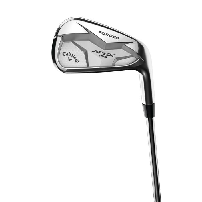 Apex Pro 19 4-PW Iron Set with Steel Shafts