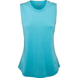 Women's Heather Sleeveless Top