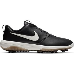 Men's Roshe G Tour Spiked Golf Shoe - Black/White