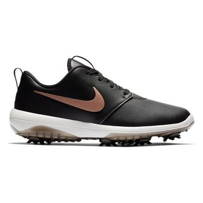 Women's Roshe G Tour Spiked Golf Shoe - BLK/LTPNK