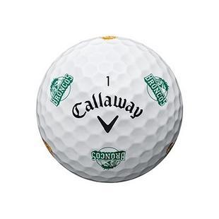 Chrome Soft Truvis Golf Balls - Humboldt Strong Edition