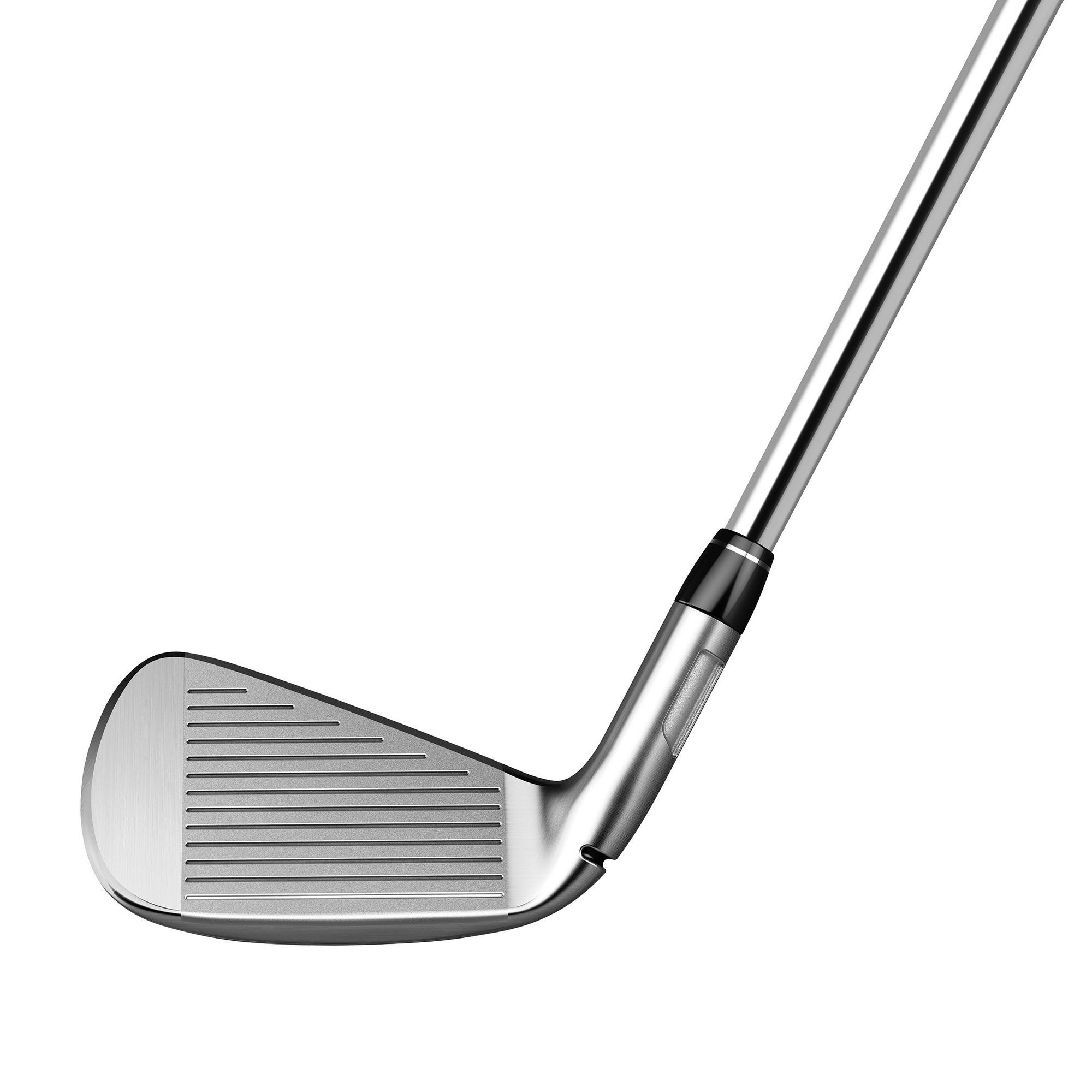 M5 4-PW Iron Set with Steel Shafts