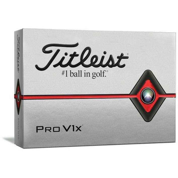 Pro V1x Golf Balls - White