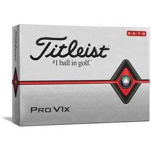 Balles Pro V1x - Numéros élevés