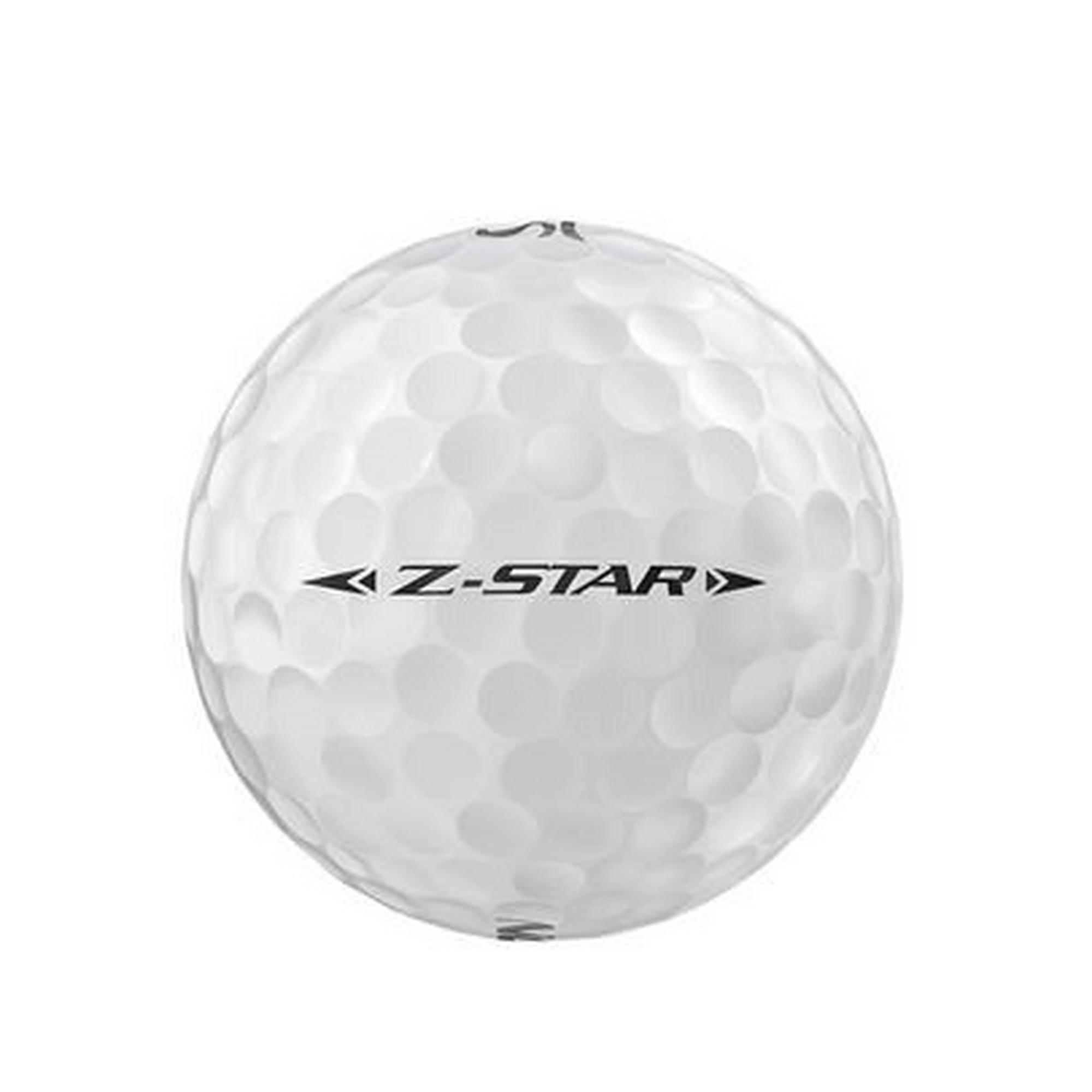 Z-STAR Tour Golf Balls - White