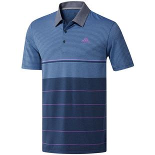 Men's Ultimate 365 Heather Stripe Short Sleeve Shirt