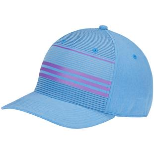 Men's A-Stretch Performance Stripe Cap