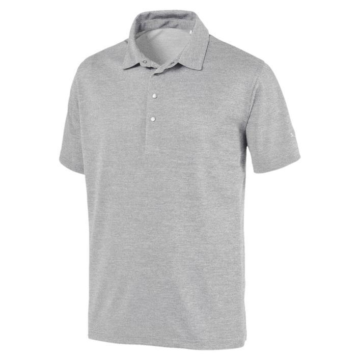 Men's Grill to Green Heather Short Sleeve Shirt