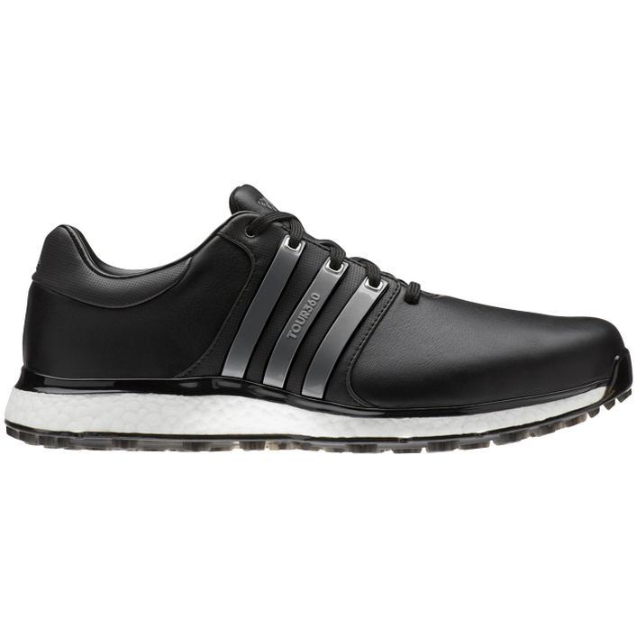 Men's Tour360 XT Spikeless Golf Shoe - BLACK/WHITE/SILVER