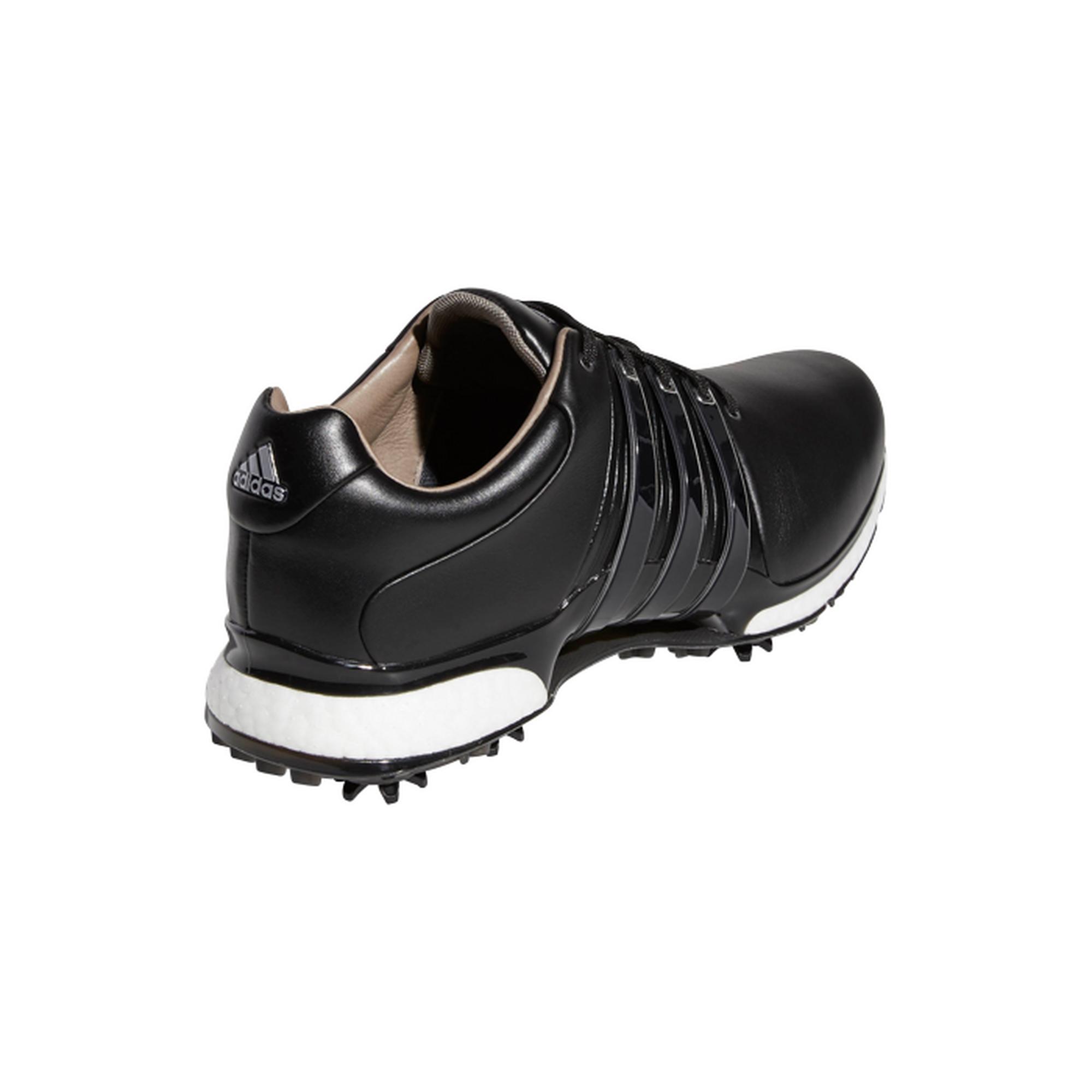 Men's Tour360 XT Spiked Golf Shoe - BLACK/WHITE/SILVER