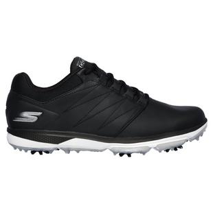 Men's Go Golf Pro 4 Spiked Golf Shoe - BLACK/WHITE