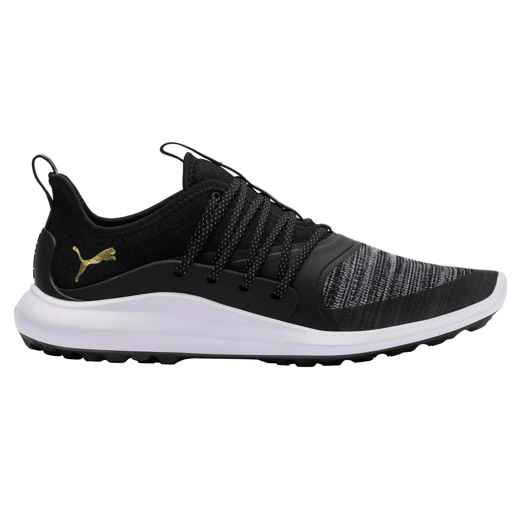 Men's Ignite Nxt Solelace Spikeless Golf Shoe - BLACK/GREY