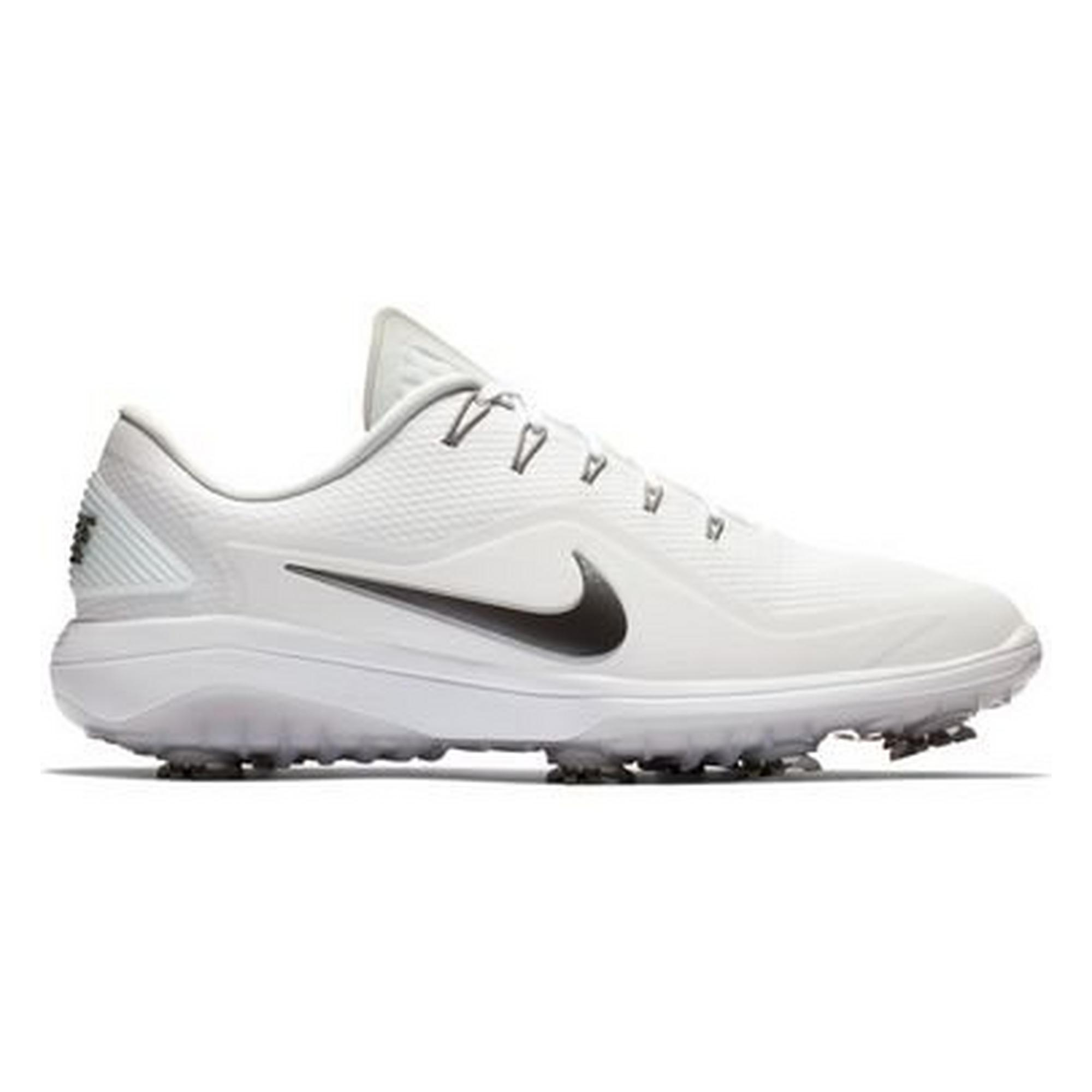 Men's React Vapor 2 Spiked Golf Shoe - WHITE/SILVER