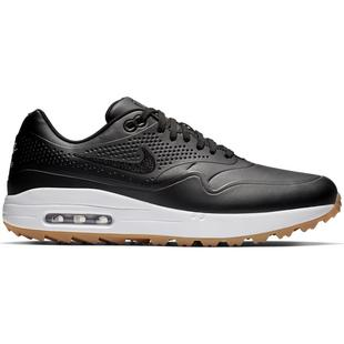 Men's Air Max 1 G Spikeless Golf Shoe - BLACK/LIGHT BROWN