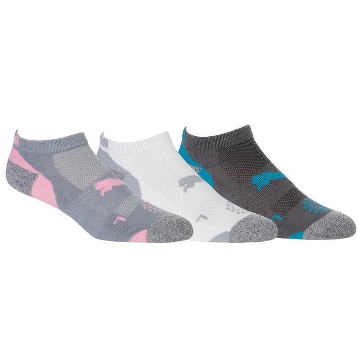 Men's Pounce Low Cut Ankle Sock - 3 Pack