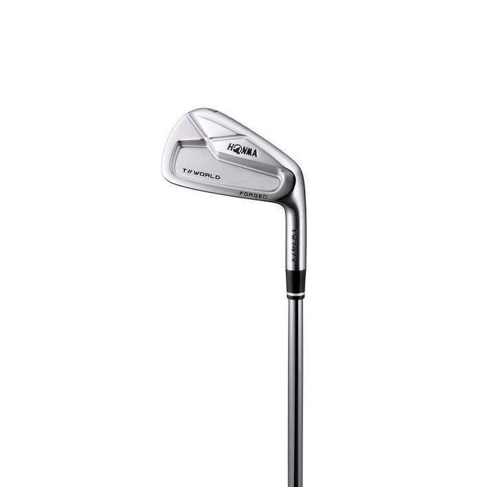 TW-747v 4-PW Iron Set with Steel Shafts