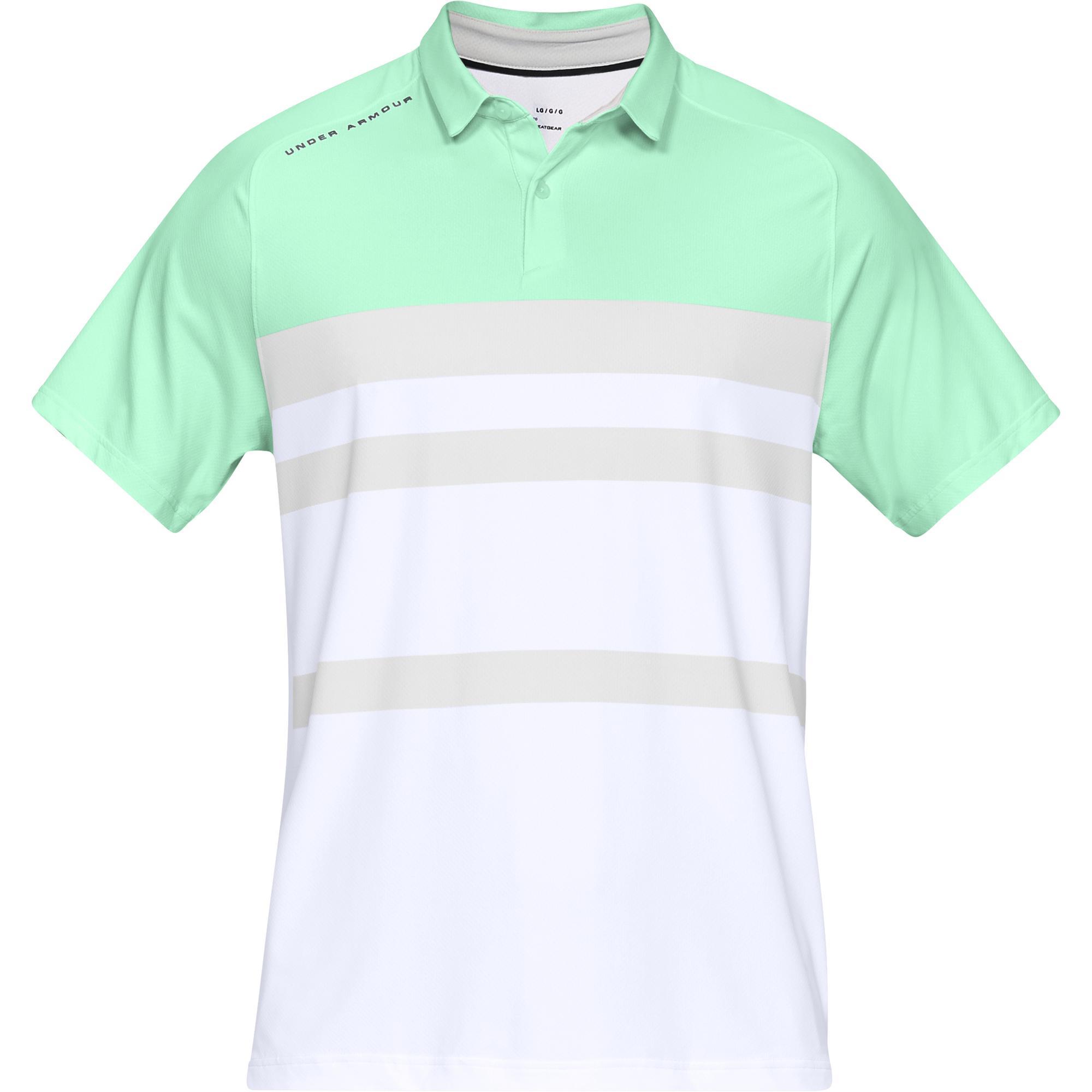 Men's Iso-Chill Block Short Sleeve Shirt