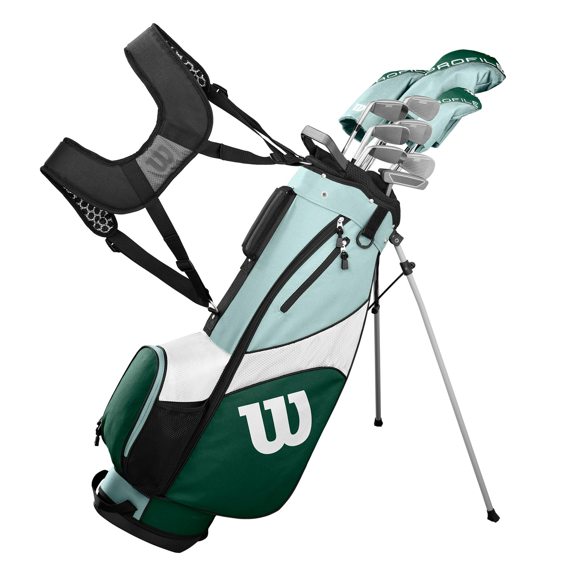Women's Profile SGI Package Set with Stand Bag