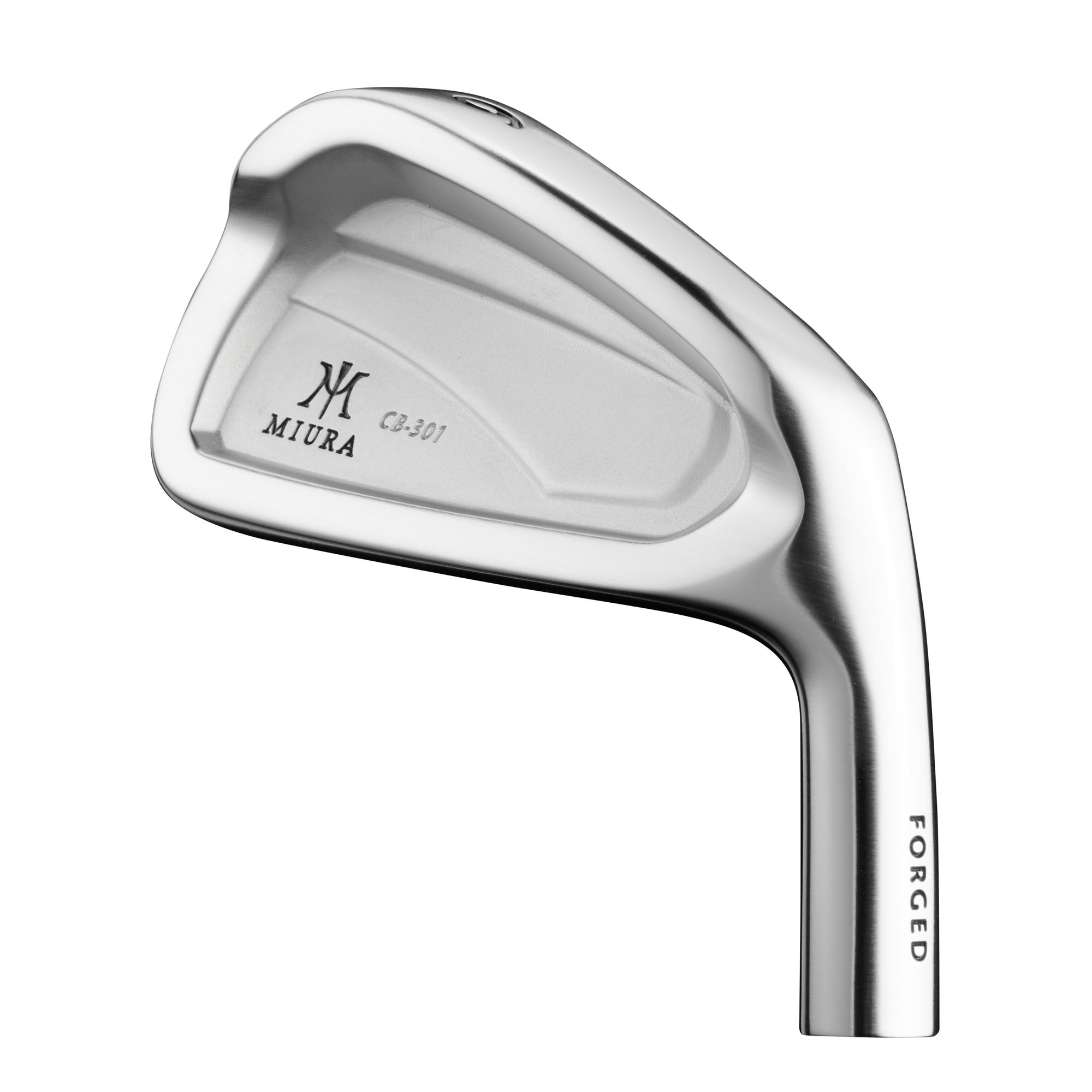 CB-301 4-PW Iron Set with Steel Shafts