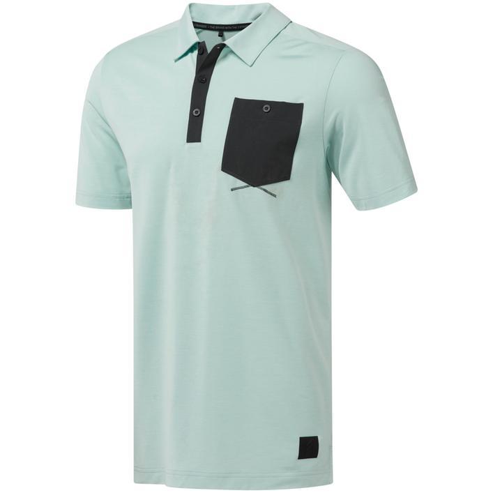 Men's adicross Pocket Short Sleeve Shirt