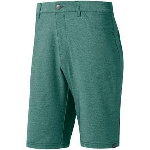 Pantalon court Ultimate 365 à trois rayures chiné à 5 poches pour hommes