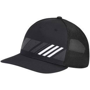 Men's Stripe Trucker Cap