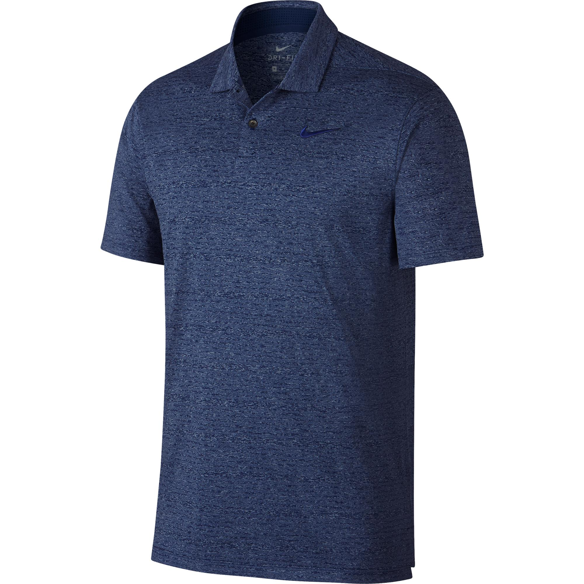 Men's Dri-Fit Vapor Heather Short Sleeve Shirt