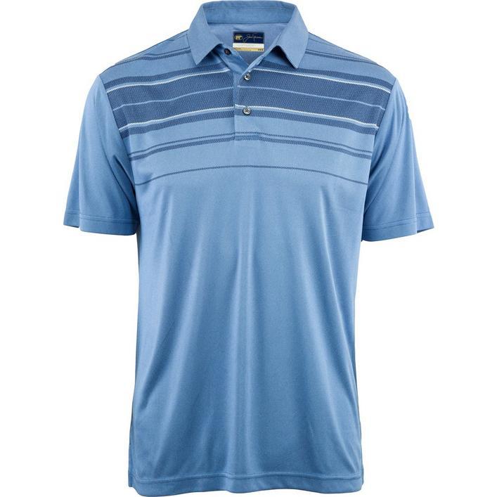 Men's Chest Print Short Sleeve Shirt