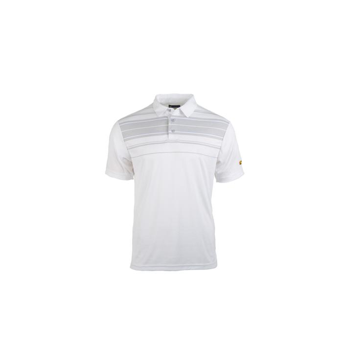 Men's Chest Print w/ Pocket Short Sleeve Shirt