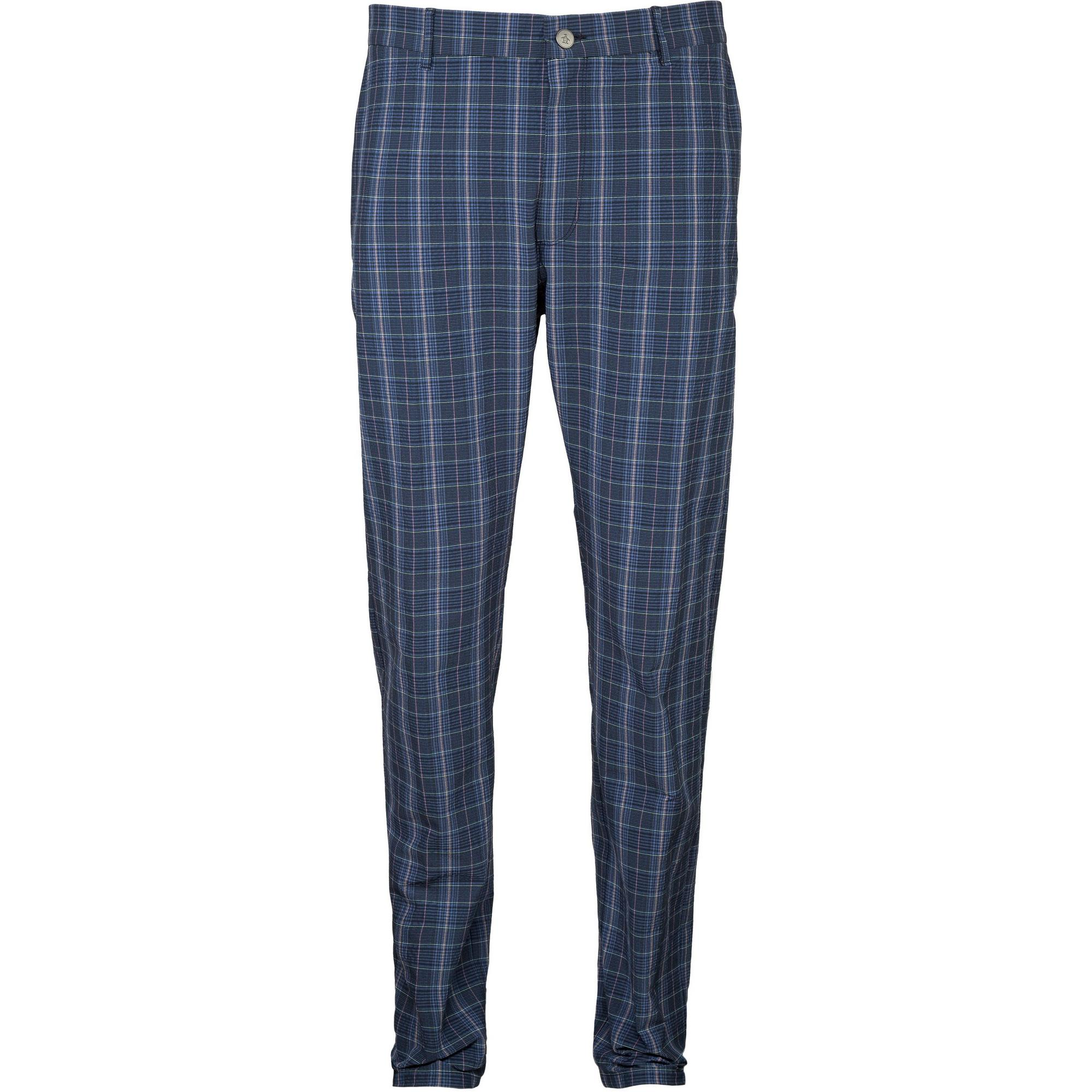 Men's Plaid Party Pant