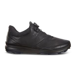 Men's Goretex Biom Hybrid 3 Boa Spikeless Golf Shoe - BLACK