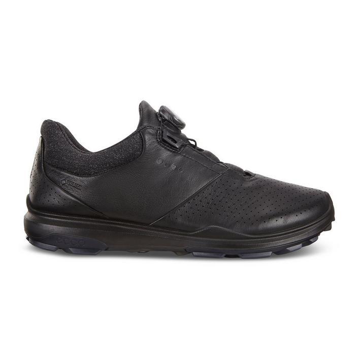 Men's Goretex Biom Hybrid 3 Boa Spikeless Golf Shoe - BLACK
