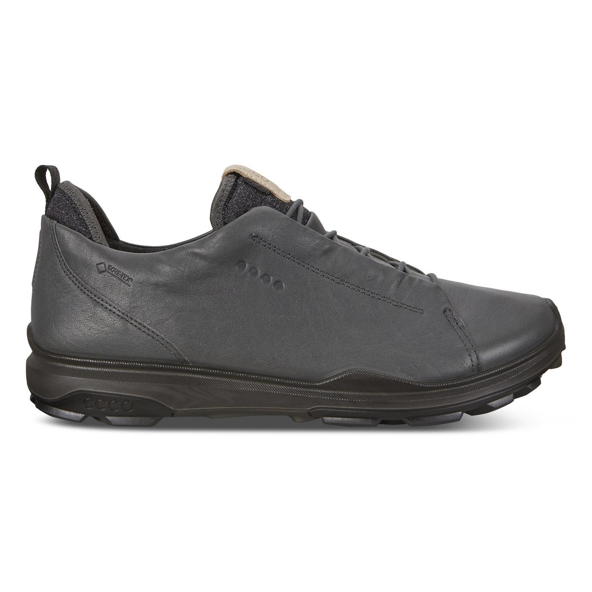Men's Goretex Biom Hybrid 3 Recessed Lace Spikeless Golf Shoe - DARK GREY