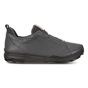 Chaussures Goretex Biom Hybrid 3 Recessed sans crampons pour hommes – Gris foncé