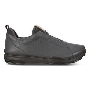 Men's Goretex Biom Hybrid 3 Recessed Lace Spikeless Golf Shoe - Dark Grey