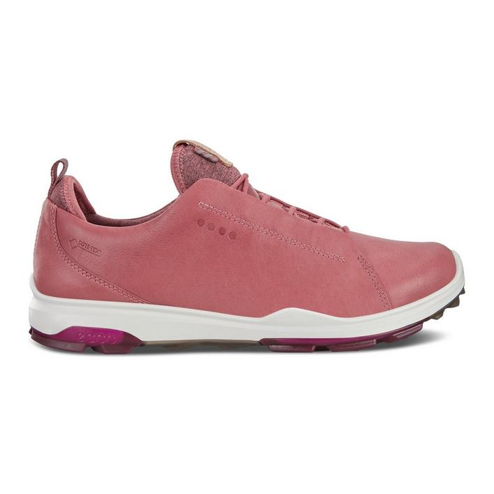 Women's Goretex Biom Hybrid 3 Recessed Lace Spikeless Golf Shoe - Pink