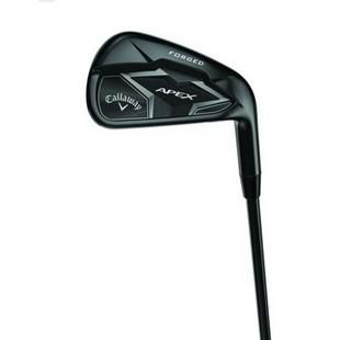 Apex 19 Smoke 5-PW, AW Iron Set with Steel Shafts
