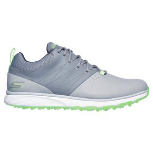 Men's Go Golf Mojo Punch Shot Spikeless Golf Shoe - GREY/GREEN