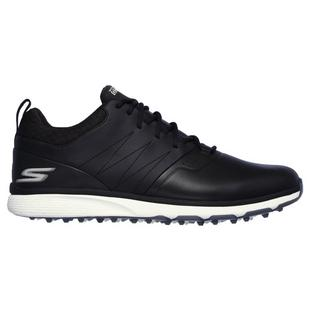 Men's Go Golf Mojo Punch Shot Spikeless Golf Shoe - BLACK
