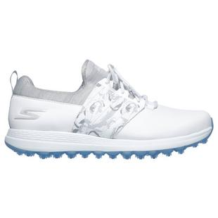 Women's Go Golf Eagle Lag Spikeless Golf Shoe WHITE/GREY