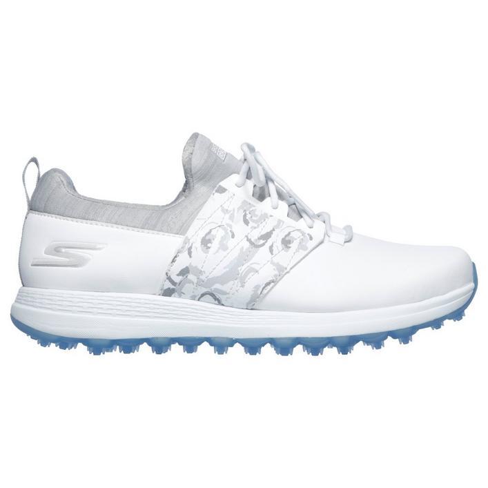 Women's Go Golf Eagle Lag Spikeless Golf Shoe WHITE/GREY