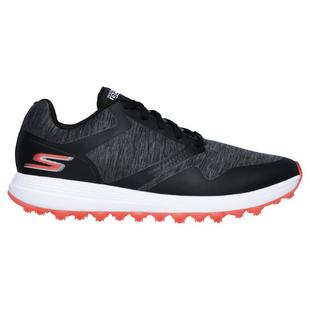 Women's Go Golf Max Cut Spikeless Golf Shoe - BLACK/PINK