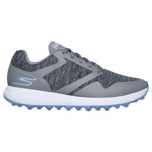 Women's Go Golf Max Cut Spikeless Golf Shoe - GREY/BLUE