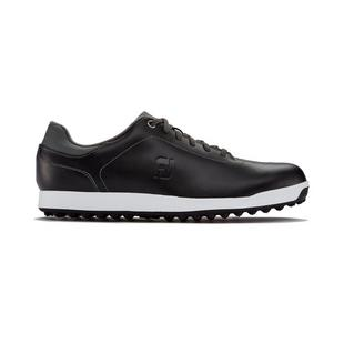 Men's Contour Casual Spikeless Golf Shoe - BLACK