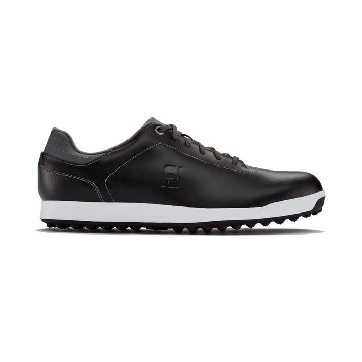 Men's Contour Casual Spikeless Golf Shoe - BLACK