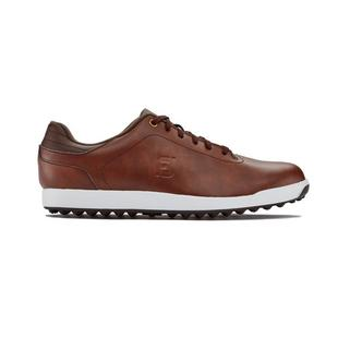 Men's Contour Casual Spikeless Golf Shoe - BROWN