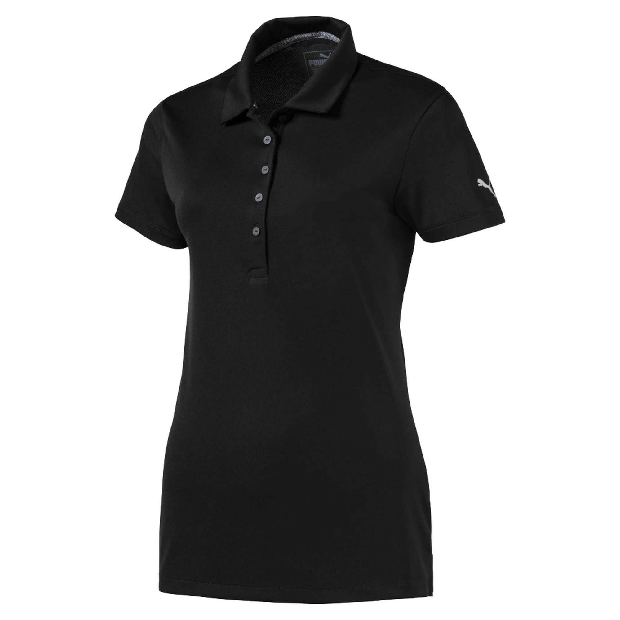 Women's Pounce Short Sleeve Polo