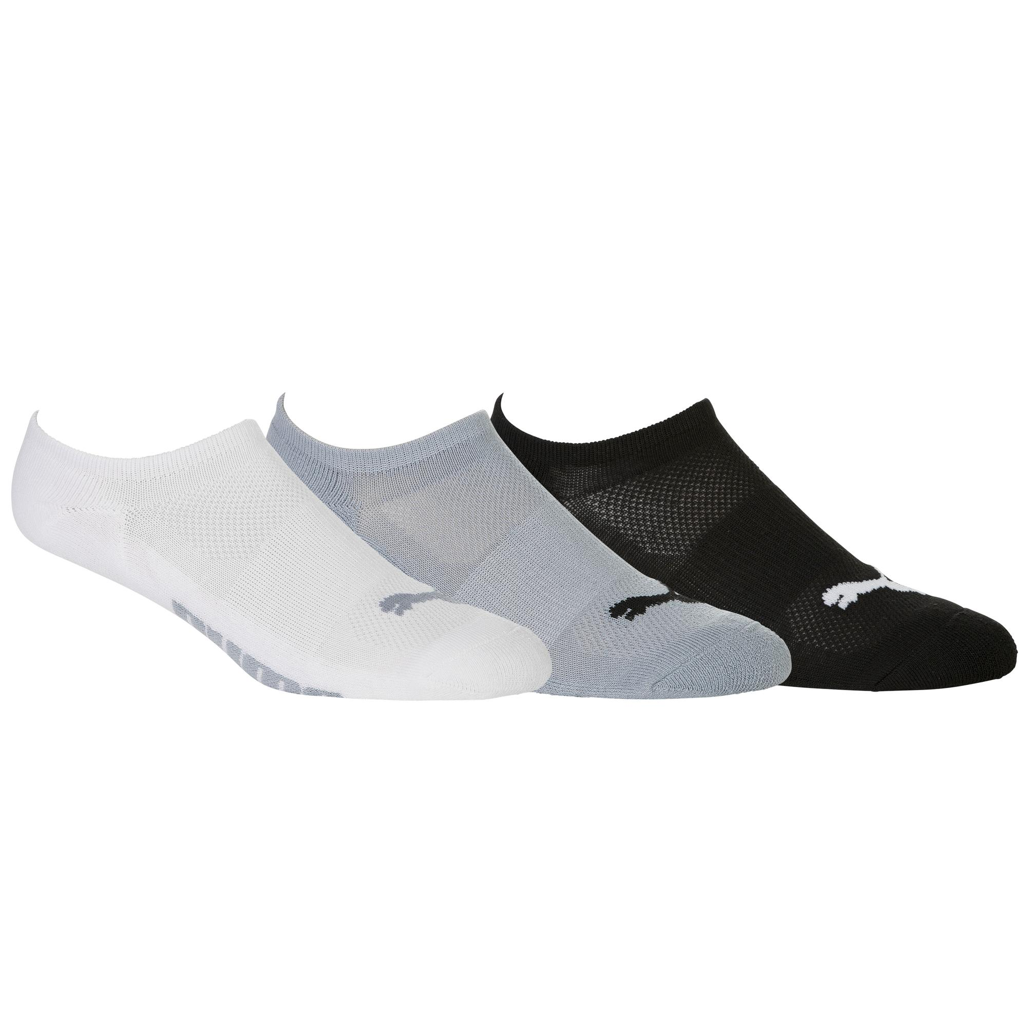 Women's 3 Pack Invisible No Show Socks