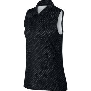Women's Dri-FIT All Over Print Sleeveless Polo